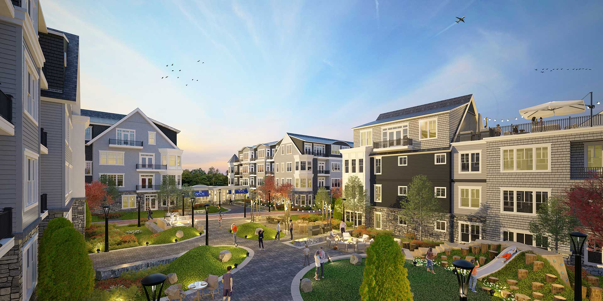 New Canaan Apartments and Condominiums